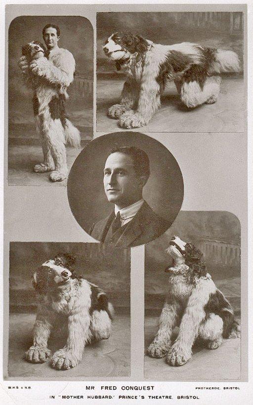 fursuited furry 1910
