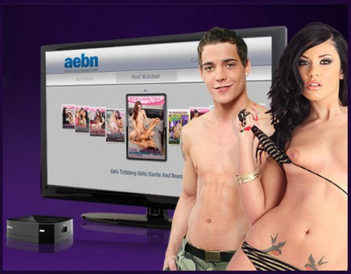 aebn on the roku