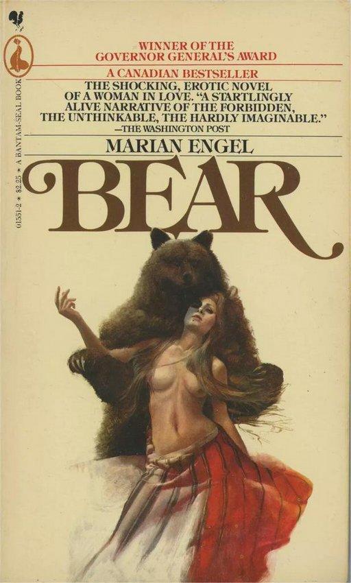 bear, a novel