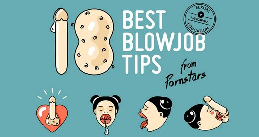 blowjob tips infographic