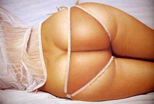 vanishingly thin panties in art
