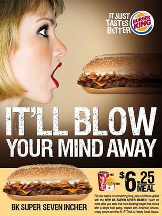 get a blowjob burger