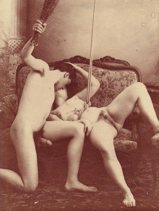 vintage sex bondage birching