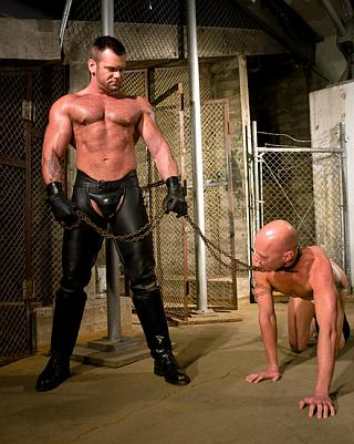 bound gods from kink.com