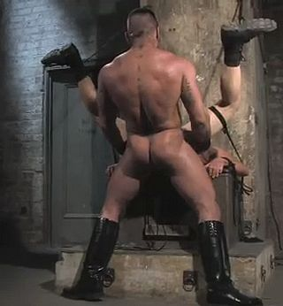 gay male bondage sex