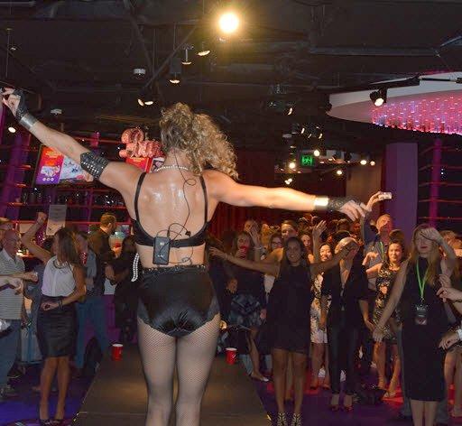 burlesque event