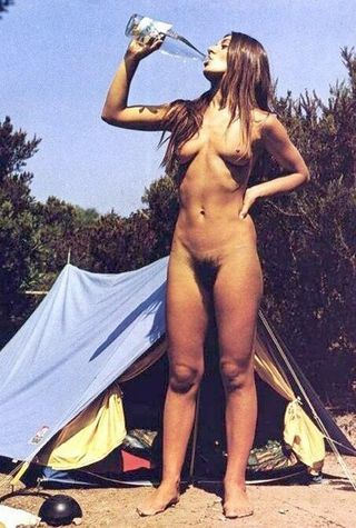 nudist camping