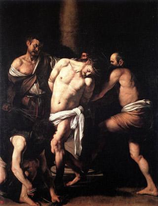 the flagellation of christ