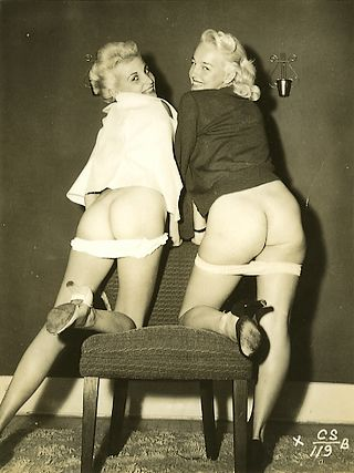 two cheeky girls