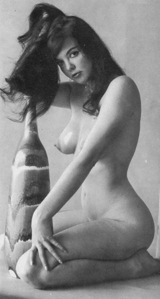 chubby girl according to a 1962 skin mag