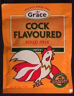 Genuine Jamaican Spicy Cock Soup