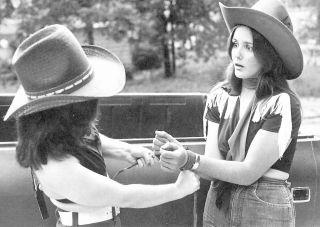 bondage cowgirls