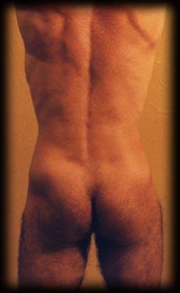 Curvy Male Backside