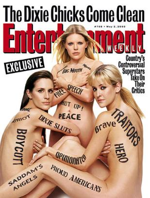 dixie chicks nude