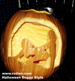 Prurient pumpkin