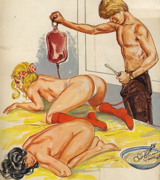 enema book cover art