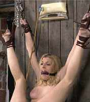 bondage enema punishment