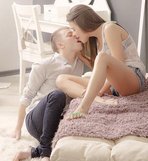 teen lust and tender femdom