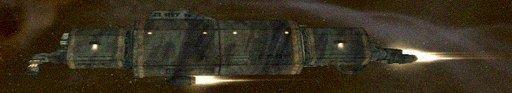 bustard spaceship from EVE Online
