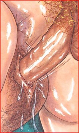 lubricious toon sex