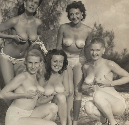 ten nudist breasts
