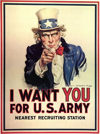 Uncle Sam Wants...well, you know