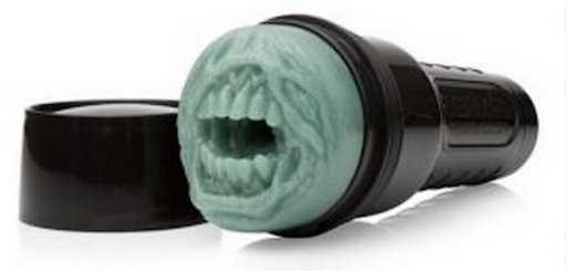 zombie mouth freaky fleshlight