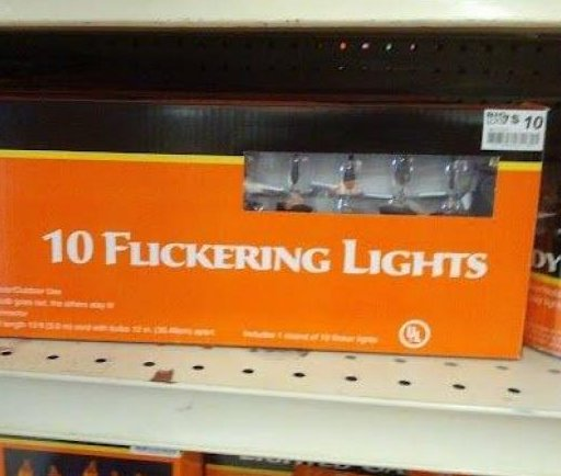 fuckering lights