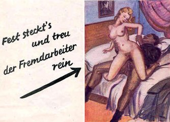 sex propaganda from WWII
