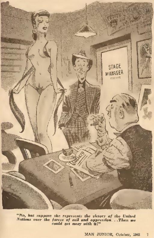 burlesque pushing the censorship envelope
