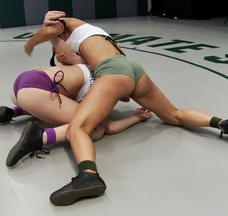 Girls fight sex