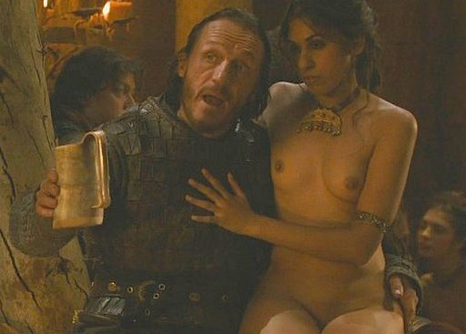 armeca on bronn's lap