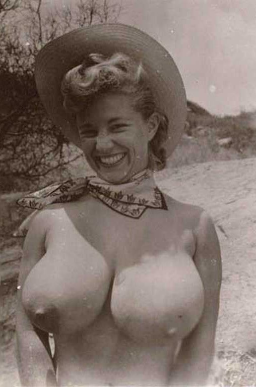 Virginia Bell and her huge large big tits breasts
