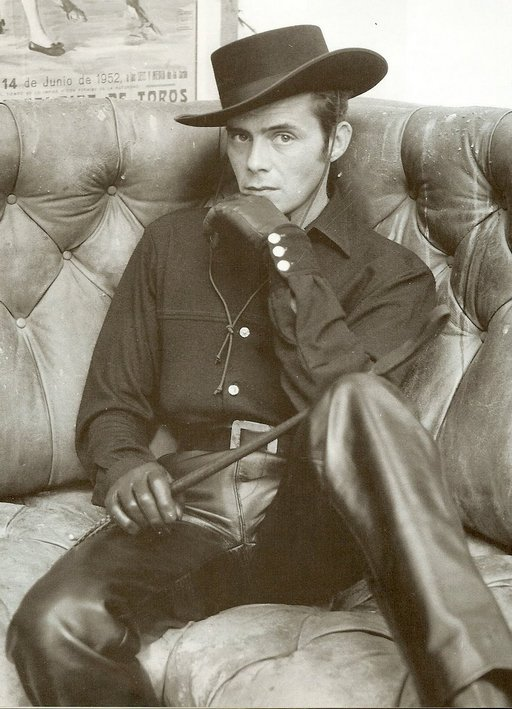 dirk bogarde leatherman