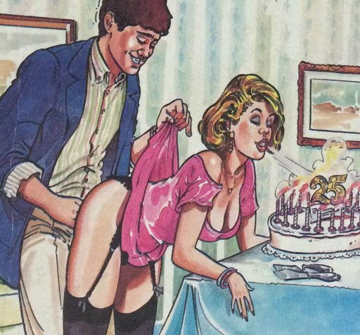 Birthday Sex Blog 31