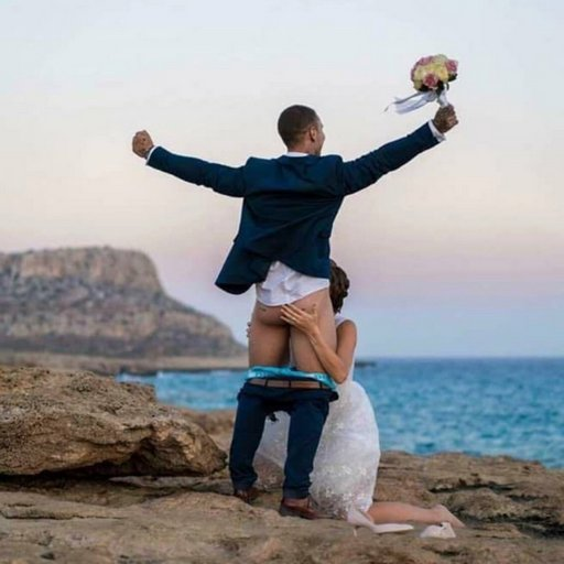 cyprus wedding photo blowjob