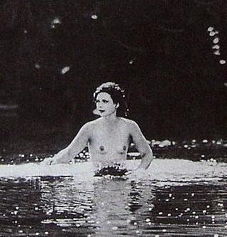 Hedy Lamarr topless