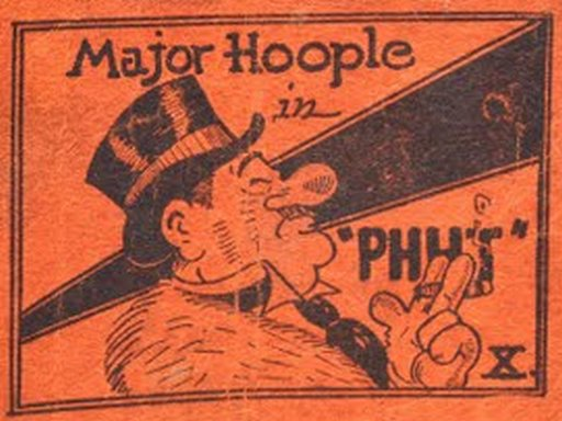 Major Hoople in Phtt X