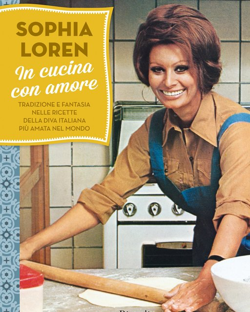 in-cucina-con-amore-sophia-loren book