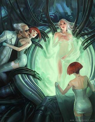 Birth Of Venus by Jason Chan