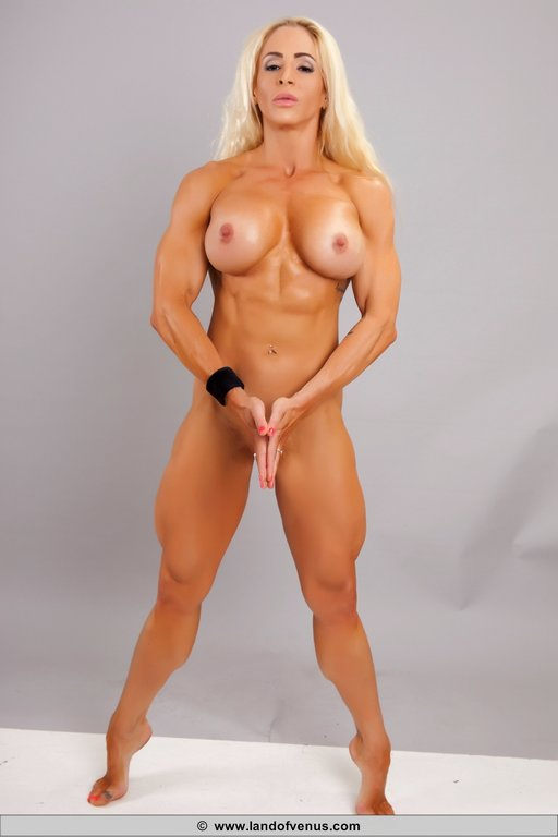 female body builder jill rudison nude and naked