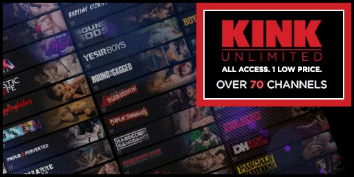 kink unlimited 70 kinky channels for one subscription price