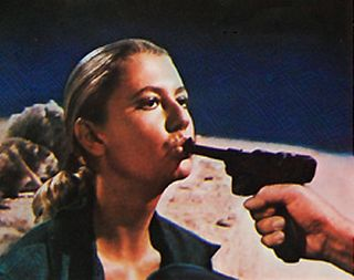 gun kissing