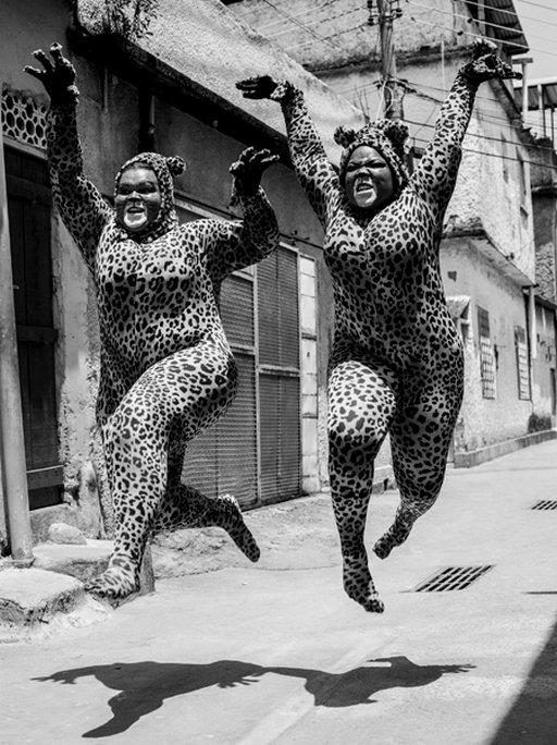 bbw catgirl leopard print catsuits