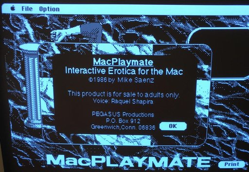 macplaymate splash screen