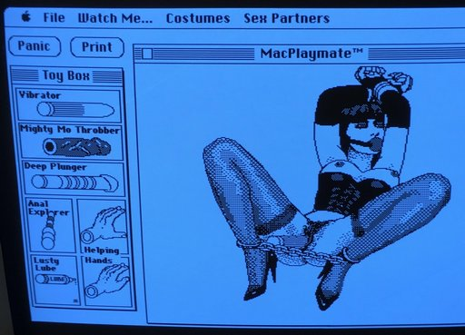 macplaymate bondage screenshot