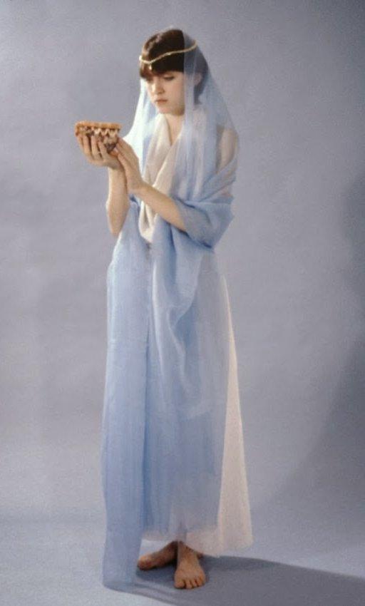 madonna as a harem girl