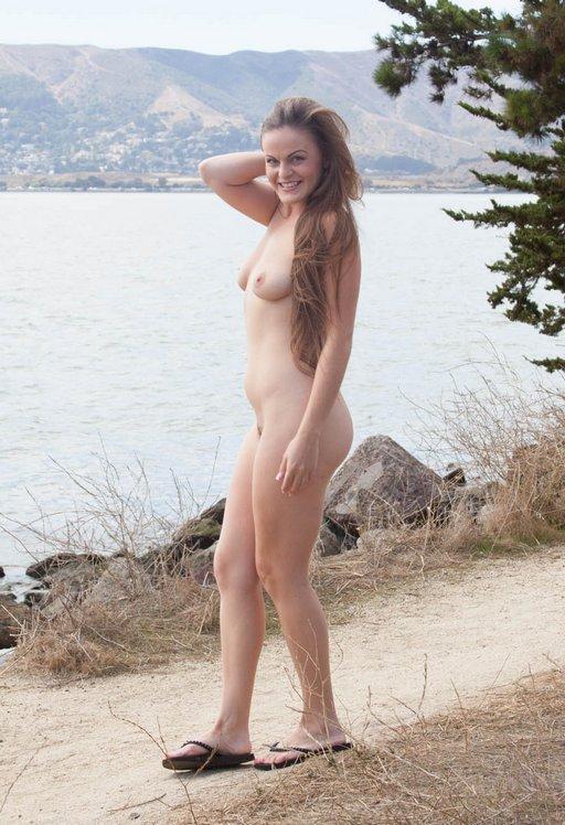 marsha nude outside candlestick park