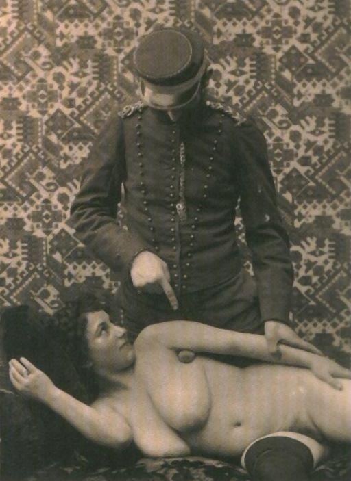 armpit fucking, vintage style