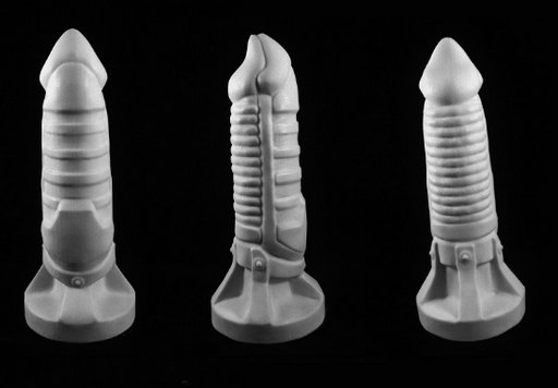 mechanical-animal 3D printed sex toy dildo